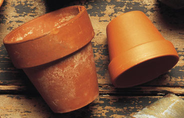 Clay pot 2 home decor
